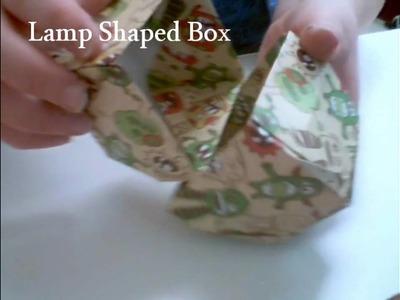 Deep box with Lid