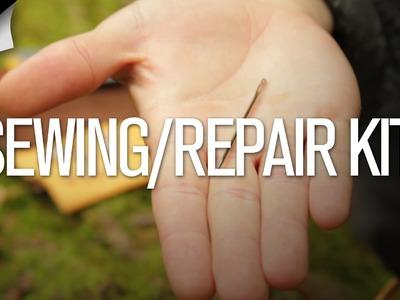 DIY Handmade Sewing & Repair Kit