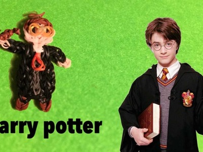 Diy HARRY POTTER con elastici RAINBOWLOOM tutorial