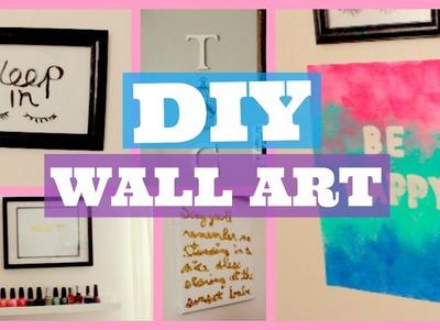 DIY Room Decor | Prints + Wall Art | PART 2