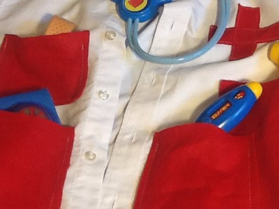 How To Create A Dress-Up Doctor Kit Shirt - DIY  Tutorial - Guidecentral