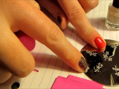 How to Stamp Your Nails: The Basics