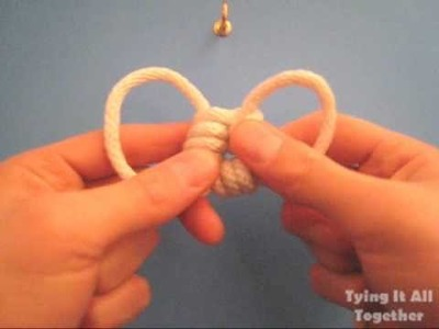 How to Tie a Triple Barrel Knot by TIAT