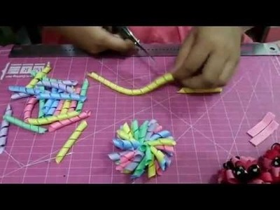 Korker Bow tutorial by xai baby shoppe