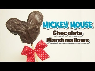Mickey Mouse Marshmallows and Oreo Cookies on Cooking with The290ss
