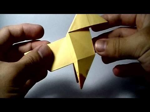 Origami Pajarita (Bird featured on PS3's Heavy Rain)