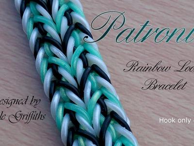 Patronus Rainbow Loom Bracelet - Hook Only