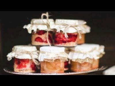 Pie in a Mason Jar Tutorial