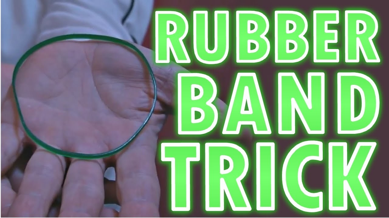 Rubber Band Trick (Solution)
