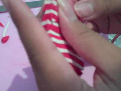 Strawberry cane tutorial