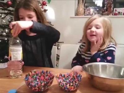 The Mina Sisters - Ikea Pyssla hama bead bowl