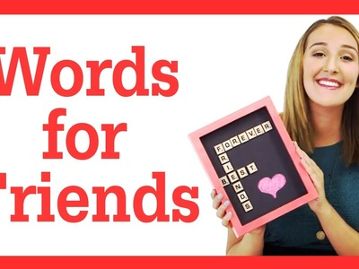 Words for friends with Orly! #17Daily