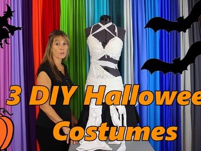 3 Ways to DIY Halloween Costumes For Dancers
