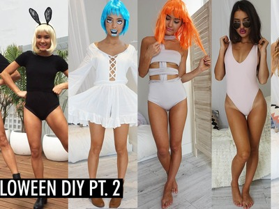 5 Halloween DIY Costumes Part 2