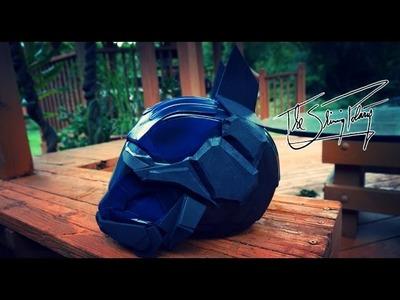 Arkham Knight CHEAP EASY HELMET DIY Jason Todd Red Hood Robin Batman Cosplay Prop Costume