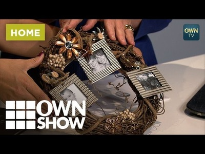 Creative Ways to Use Photographs As Gifts | #OWNSHOW | Oprah Winfrey Network