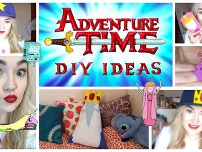 DIY Adventure Time Ideas
