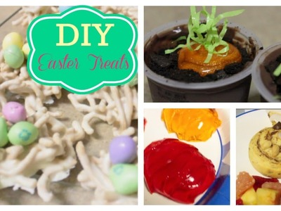 DIY Easter Treats & FAILS! | Courtney Lundquist