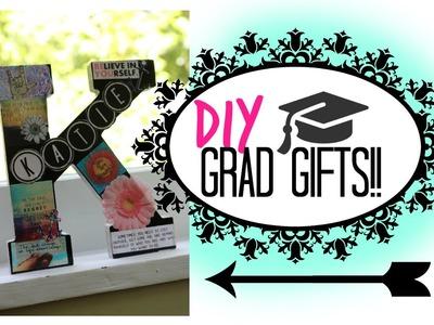 DIY Grad Gifts! Affordable, Easy & Cute!