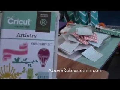DIY Kids Crafts Cricut Artistry Paper Puppets