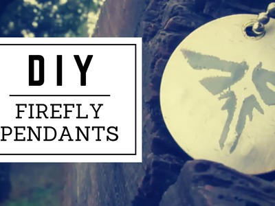 DIY Personalized Firefly Dog Tags - Nerd Builds