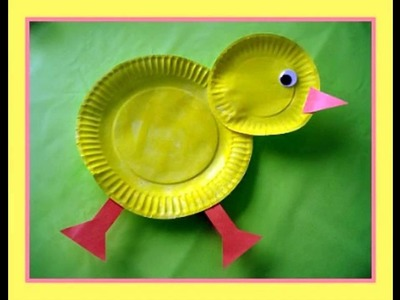 Easy DIY Paper plate crafts for kids