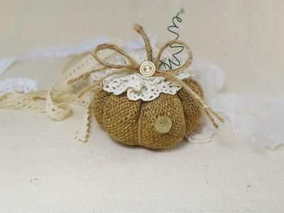 How To Make A Cute Pumpkin - DIY Crafts Tutorial - Guidecentral