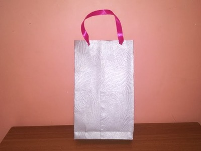How to make a Paper Bag