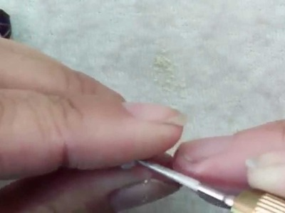 How To Use A Bead Reamer