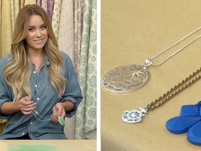 Lauren Conrad: Bold Piece Necklaces