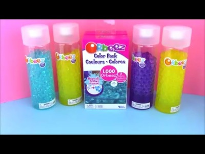 Orbeez DIY How To Make Orbeez