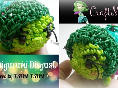 Rainbow Loom Loomigurumi Disgust (Inspired by TSUM TSUM)