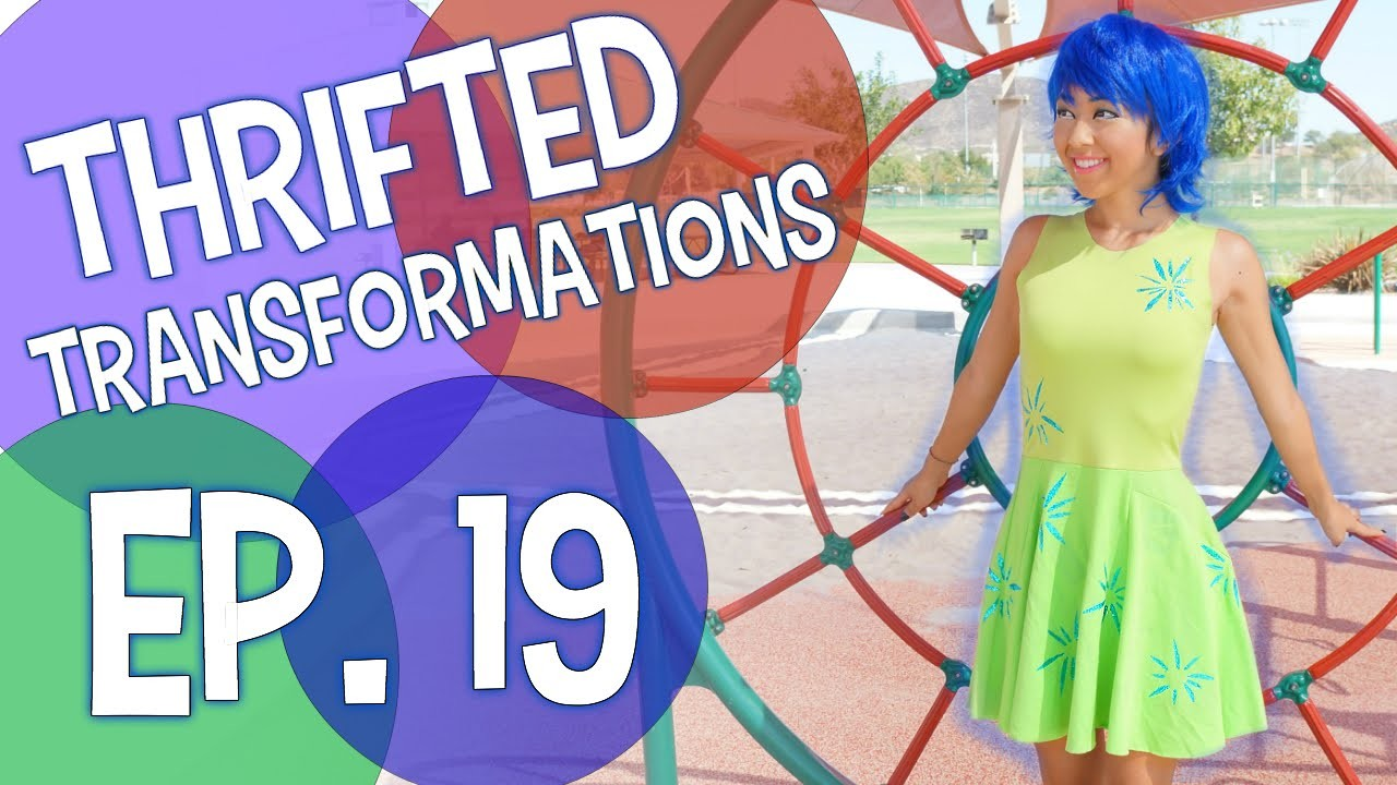 "Thrifted Transformations | Ep. 19 DIY Joy from ""Inside Out"""