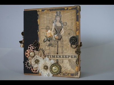 Timekeeper Paper Bag Mini Album