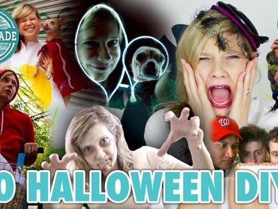 Top 10 DIY Halloween Costumes - HGTV Handmade