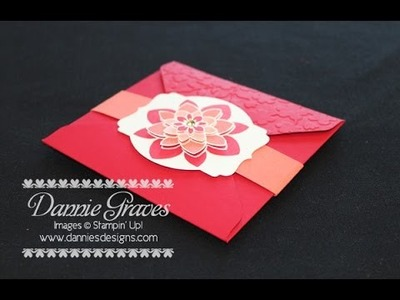All-in-one Envelope and Card Tutorial