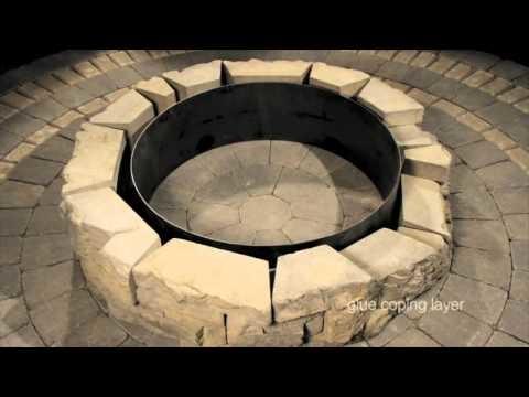 Belvedere Circle Firepit