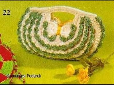 Crochet bag| Free |Crochet Patterns|281