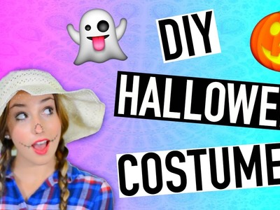 DIY Easy Last Minute Halloween Costumes Ideas 2015! + HUGE GIVEAWAY!