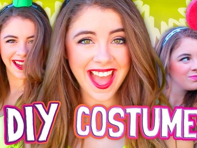 DIY Halloween Costumes for Teens! Easy & Affordable Ideas!. Jill Cimorelli