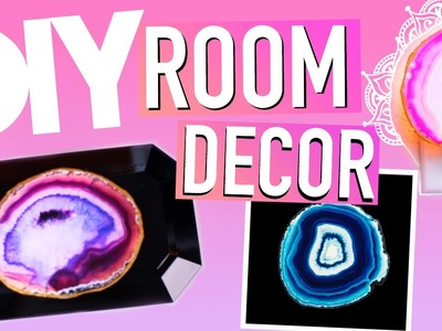 DIY Tumblr Room Decor for Summer!