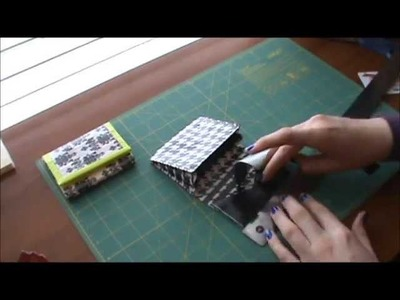 Duct Tape Accordion Wallet Tutorial