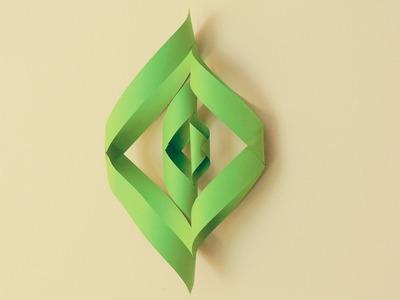 Figura en Origami - Decoración | Manualidades - DIY