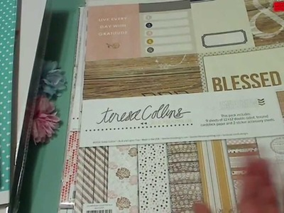 Haul. too many stores to list, but a new Michaels paper pad :D