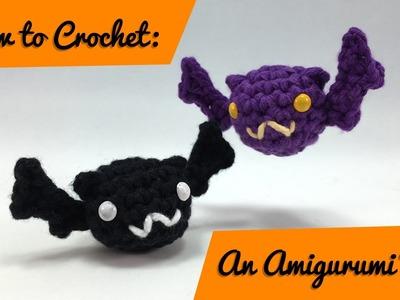 How to crochet: An Amigurumi Bat