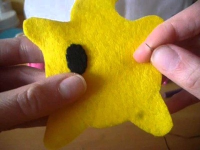 How to Make a Cute Luma Plushie