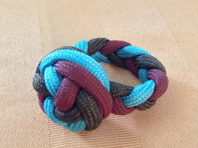 How to make a Paracord Ring