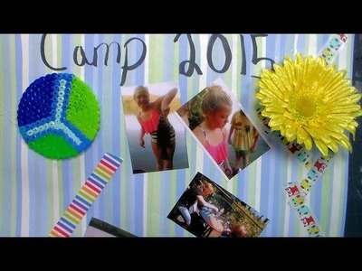 How To Make Pearler Bead Scrapbook Embellishments