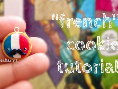 Kawaii French Cookie Tutorial