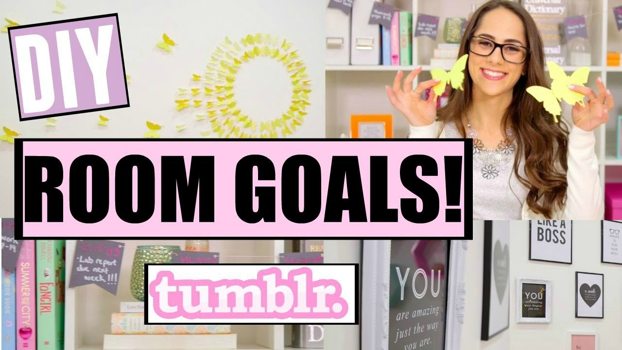 Make Your Room AMAZING! DIY Room Decor & Organization |Tumblr Inspired|
